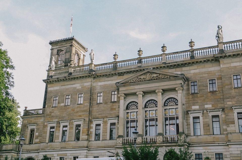 Hochzeitsfotograf in Dresden - Hochzeit auf Schloss Albrechtsberg