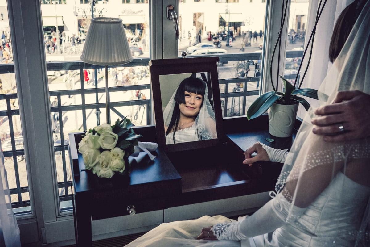Hochzeitsfotograf aus Berlin - Hotel Adlon St. Peter und Paul auf Nikolskoe