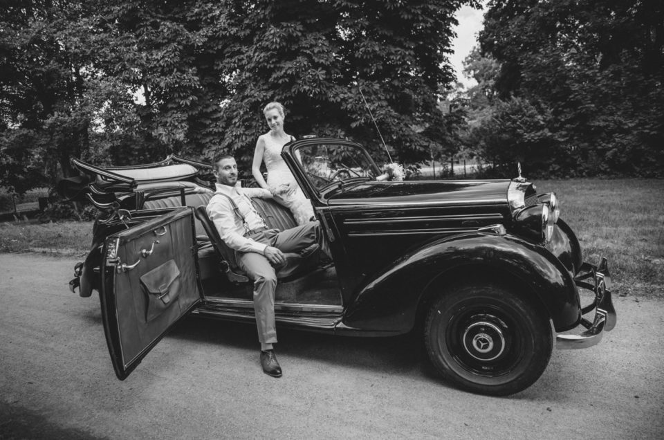 Hochzeitsfotograf -Hochzeitsreportage in Berlin - Camilla und Marco