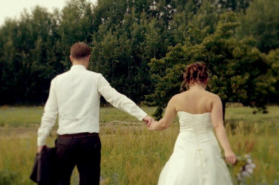 Hochzeitsfilm Berlin . Eine Hochzeit in Köpenick
