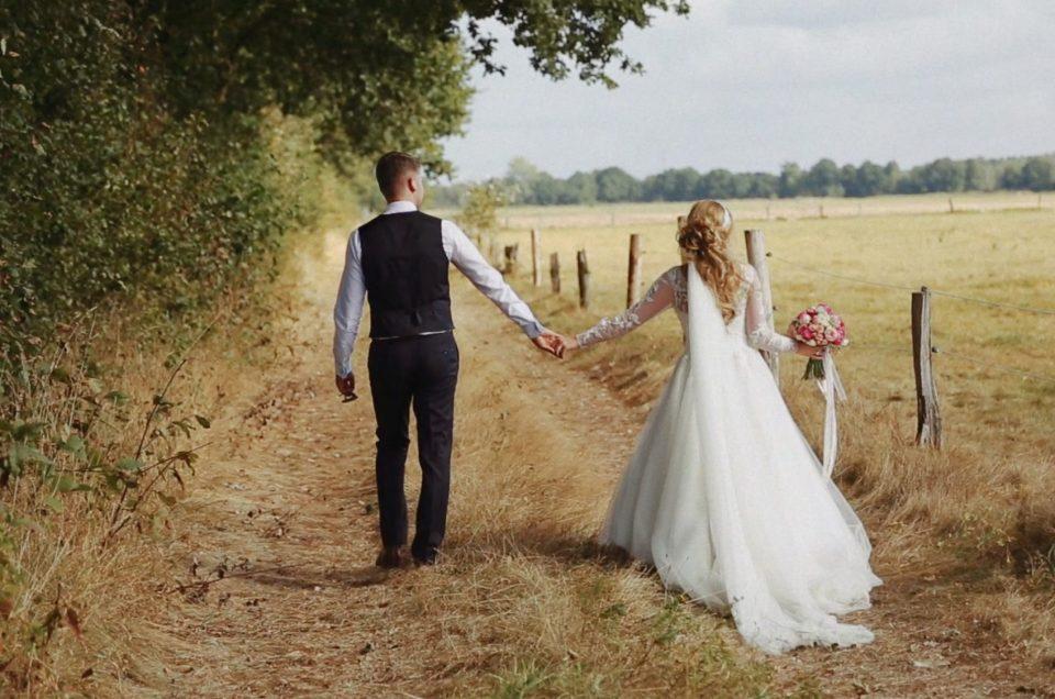 Hochzeitsvideo - Hochzeithiglights auf Gut Sögeln. Hochzeithighlights