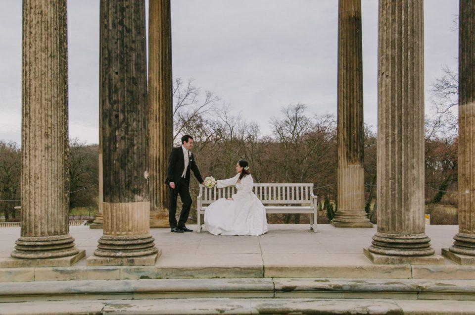 Hochzeitsreportage - eine Hochzeit auf Schloss Kartzow