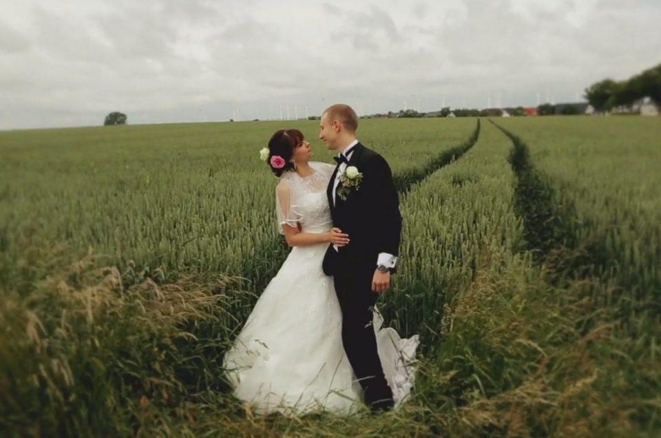 Hochzeitsvideo von Swetlana und Sergej in Salzgitter